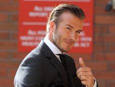 David Beckham ar fi încântat să mai aibă un copil
