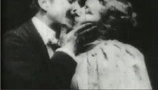 Primul sărut filmat din lume. Ce a urmat. GALERIE FOTO ŞI VIDEO