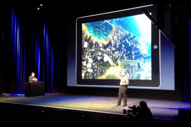 """De la Cernavodă la San Francisco: ROMÂNUL care a urcat pe scena lansării """"NOULUI IPAD"""" de la Apple. VIDEO"""