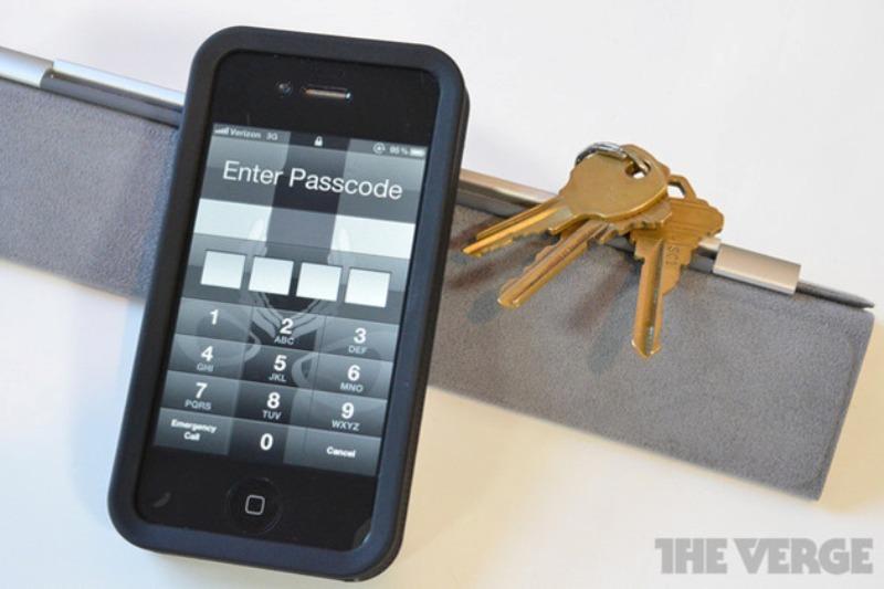 OnePass iOS - Менеджер паролей на iPhone. Постоянная ссылка My Secret Fold