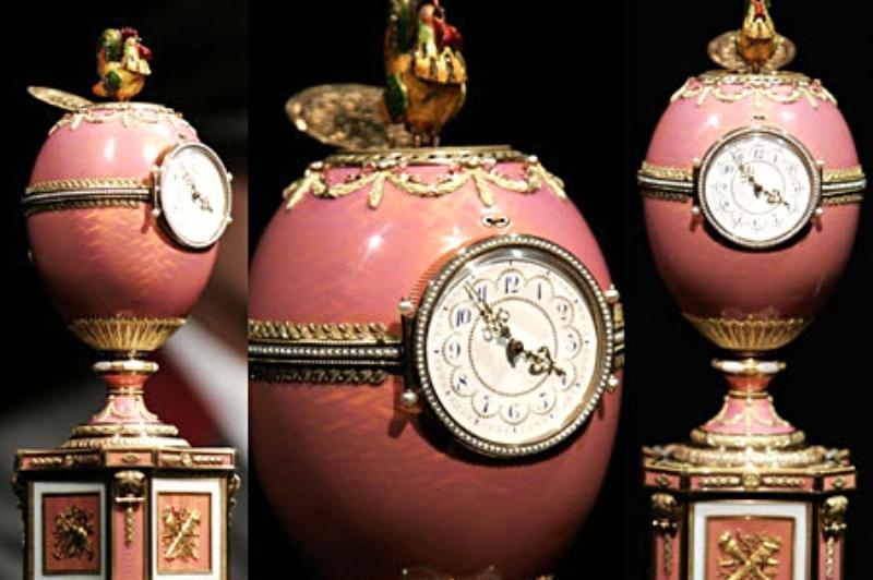 PETER CARL FABERGÉ, bijutierul care a ornat GOOGLE. Câteva dintre cele mai scumpe ouă FABERGÉ