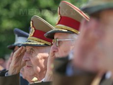 Over One Thousand Romanian Military Retirees Protest In Bucharest