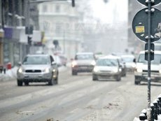 Romania To Get Snow, Strong Wind Over The Weekend