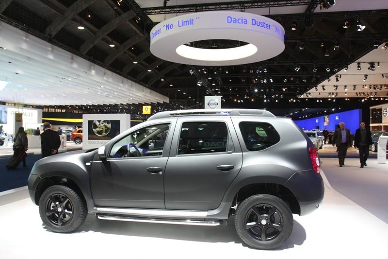 Dacia a primit peste 1.000 de precomenzi în Marea Britanie. Cât costă un Duster în Anglia