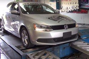 Cum reacţionează pe dinamometru o maşină afectată de softul mincinos implementat de VW. CE AU AFLAT CONFIRMĂ TOT