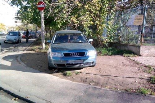 Şoferii din Bucureşti riscă o nouă amendă: ce le pregătesc poliţiştii