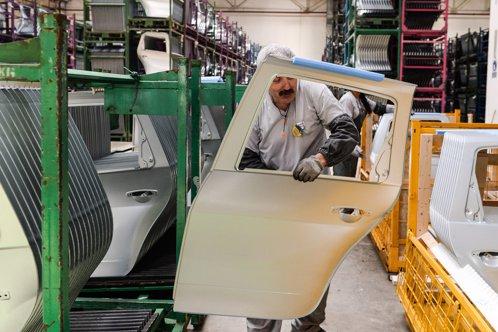 Renault mută în Maroc producţia Logan Break MCV