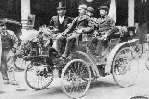 Cui i-a aparţinut prima maşină din România