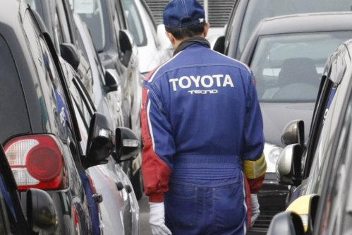 Toyota recheamă 5,8 milioane de maşini. Ce probleme a descoperit constructorul