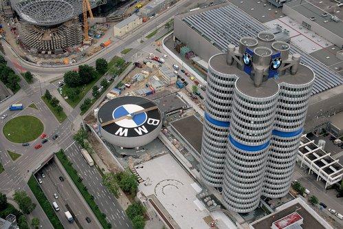 Descoperire şocantă la un sediu BMW din Munchen