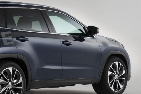 Un nou model de Dacia a fost dezvăluit. Cum arată Grand Duster şi când va apărea pe piaţă. GALERIE FOTO
