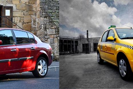 Cum e mai ieftin: să mergi cu taxiul sau cu maşina? Rezultatul ar putea fi surprinzător