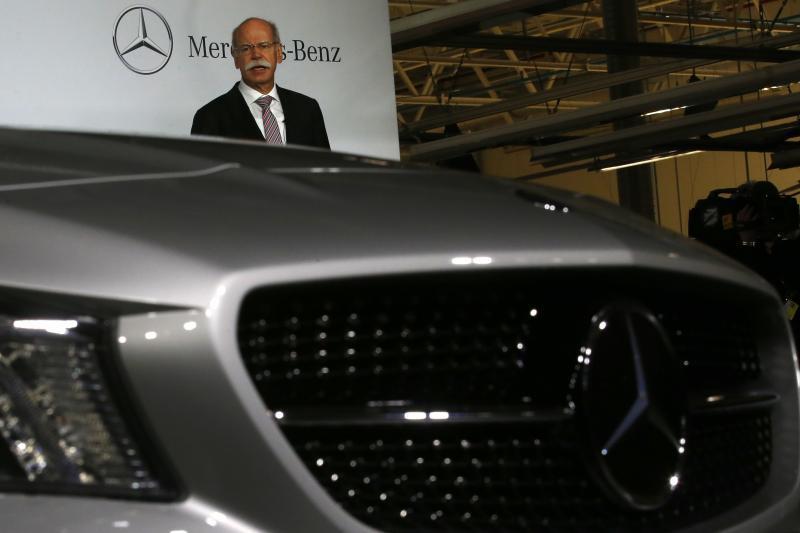 Un milion de maşini Mercedes, chemate în service. Ce probleme grave au semnalat inginerii germani