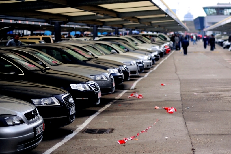 Cum profită comercianţii de maşini second hand de eliminarea timbrului de mediu