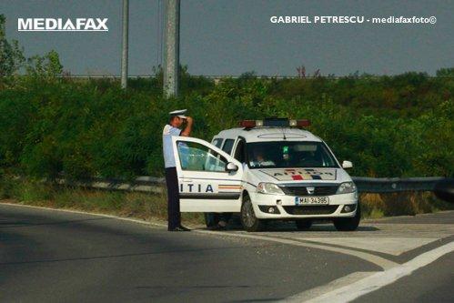 """Viteza """"ameţitoare"""" cu care a fost prins un şofer pe A1. Poliţiştilor nu le-a venit să creadă când s-au uitat pe radar"""