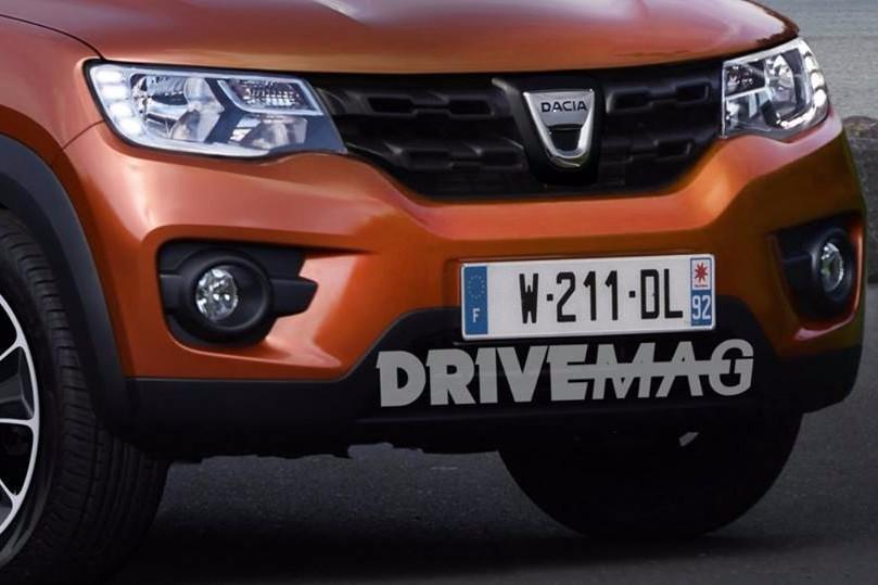 FOTO. Cum arată noua Dacia. Schimbare majoră de aspect