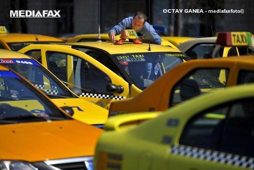 Taximetriştii renunţă la protestele împotriva Uber. La ce acord au ajuns cu Guvernul