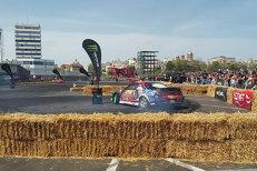 Record de spectatori la prima ediţie a Drift Games din România. 15.000 de oameni au umplut parcarea unui port din Constanţa. FOTO şi VIDEO