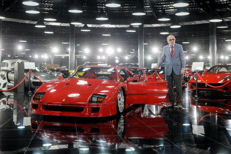 Cum poţi vedea toate automobilele de epocă din Ţiriac Collection. Anunţul făcut azi