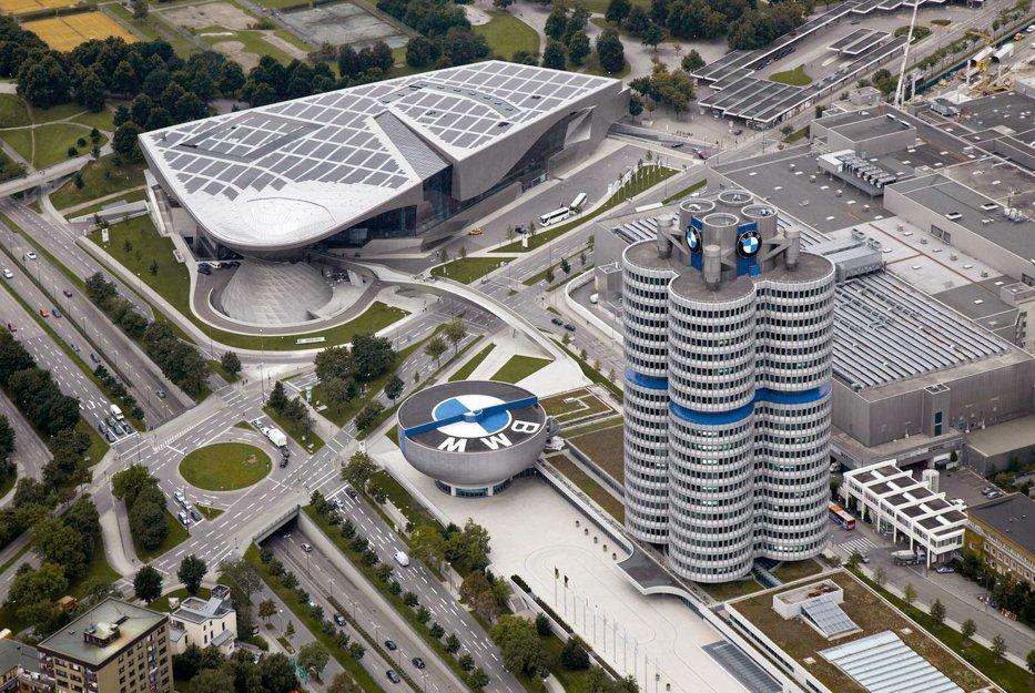 Percheziţii la sediul BMW din Munchen. Acuzaţiile sunt foarte grave