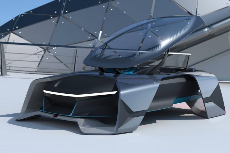 Cum ar putea arăta Dacia anului 2050. Galerie FOTO desprinsă din filmele SF