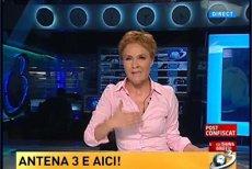 Dana Grecu iese din grila Antena 3. Anunţul făcut de prezentatoarea TV în ultima emisiune