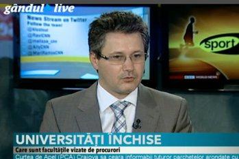 Gandul LIVE, 9 iulie. Ce soluţii are Ponta pentru a reporni economia. PLUS: Ministrul Mihnea Costoiu, despre schimbările din Legea Educaţiei