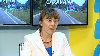"""Monica Macovei, la Gândul LIVE: """"Nu voi coabita cu Victor Ponta. Un premier de vis ar fi Daniel Morar"""""""