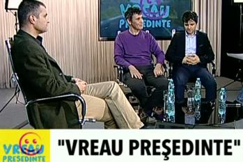 Dezbatere Gândul LIVE - Campania Vreau Preşedinte continuă. Challenger-ii Nicuşor Dan, Codru Vrabie şi Miroslav Taşcu Stavre analizează ce s-a întâmplat după alegerea lui Klaus Iohannis, dar şi care este miza alegerilor din Republica Moldova