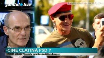 Cum vrea Mircea Geoană să rupă PSD-ul lui Ponta. Interviu Gândul LIVE