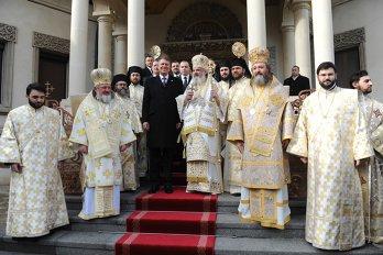 Ce spune un preot ortodox despre protestantul Klaus Iohannis