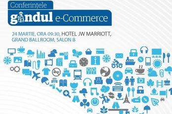 Conferintă Gândul e-commerce. Cum a evoluat comerţul online şi câte magazine sunt în România - Gândul LIVE