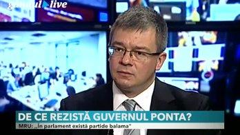 Cât de pregătit este PNL să intre la guvernare. Planul liberalilor pentru a-l da jos pe Ponta. MRU, la GÂNDUL LIVE