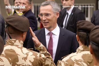 Gândul LIVE de la ora 20:00. Mizele vizitei făcute în România de secretarul general al NATO, Jens Stoltenberg
