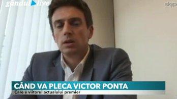Europarlamentarul Cătălin Ivan vorbeşte despre demisia lui Ponta şi situaţia PSD. Gândul LIVE