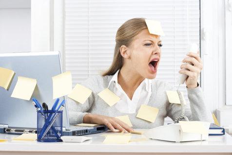 Dacă foloseşti des aceste cuvinte, oamenii de ştiinţă spun că ai putea fi extrem de stresat