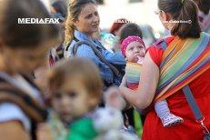 Statistică îngrijorătoare: Tot mai multe românce devin mame înainte de a împlini 19 ani