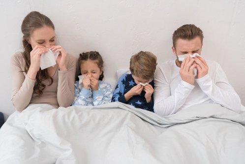 Capitala, sub alertă de gripă. Ce medicamente au efecte imediat!