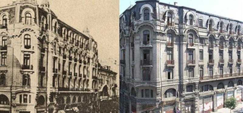 Adevăratul Hotel Cişmigiu. Imagini de necrezut cu o clădire-simbol a Bucureştiului