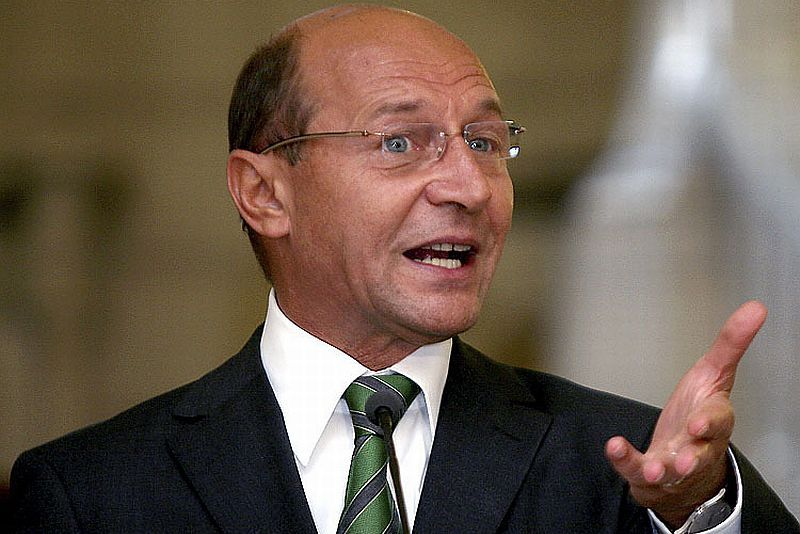 BĂSESCU: Cred că Putin se uită cu cel mai mare JIND la gurile Dunării