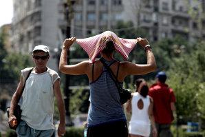 VREMEA. ANM: Temperaturi de peste 30 de grade, în toată ţara, de duminică