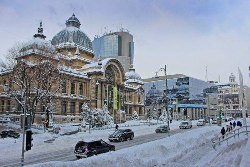 Revin ninsorile în România: zonele afectate de căderile de zăpadă