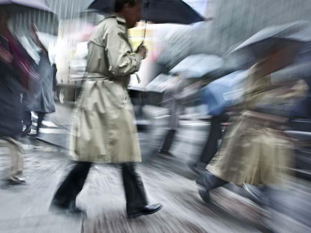 Vremea. Cod galben de ploi în 6 judeţe din ţară