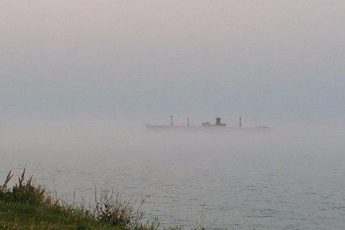 Minivacanţa de 1 mai, începută cu stângul: cod galben de ceaţă la mare