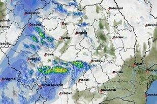 FENOMENUL EXTREM care loveşte România zilele următoare. Avertismentul meteorologilor. Totul se va întâmpla NOAPTEA