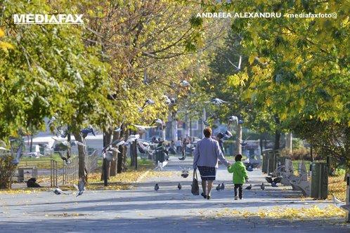 ALERTĂ METEO. Vremea se răceşte începând de marţi. O masă de aer polar va traversa România