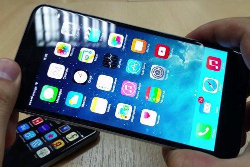 Apple, prima scădere după 13 ani