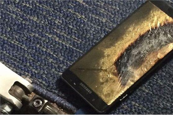 Cum arată Samsung Galaxy Note 7 recondiţionat, după problemele cu bateria