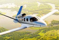 Acesta este cel mai ieftin avion privat cu reacţie din lume. Motivul pentru care nu se poate prăbuşi niciodată