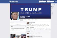 """Trump s-a supărat şi pe Facebook şi acuză compania lui Zuckerberg că este """"anti-Trump"""""""